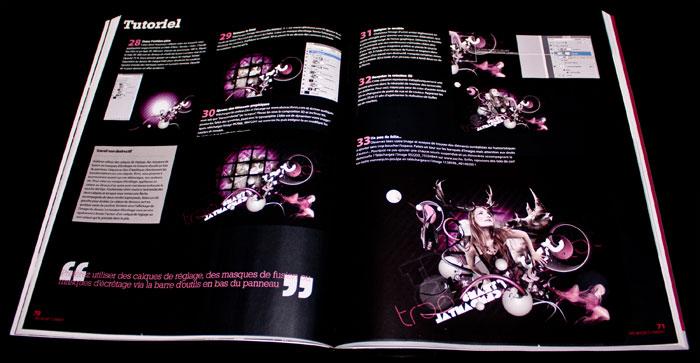 Tutoriel Advanced Création Hors-Série 09
