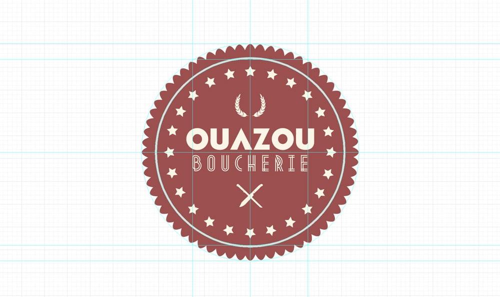 Création graphique du logotype sur Illustrator