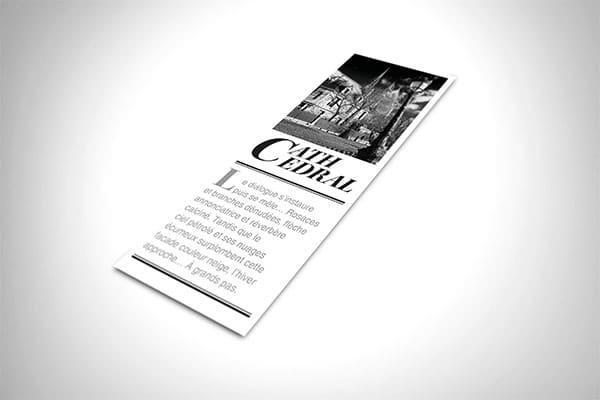 création d'un marque-pages pour chaque photographies