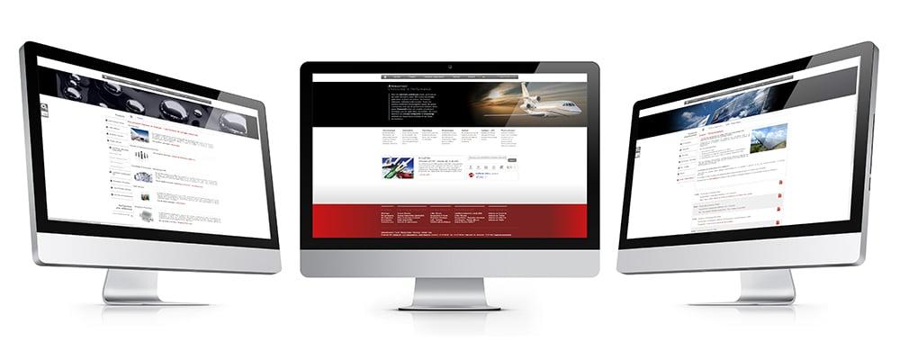 Site internet corporate - Référencement naturel