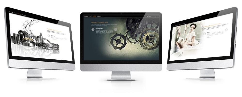 Création de site internet HTML5