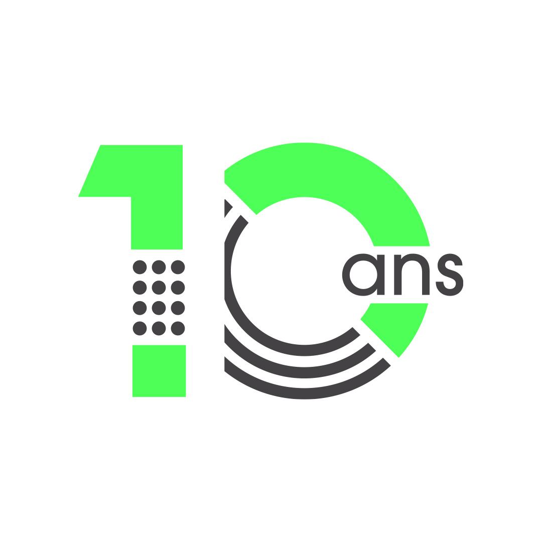 Logo 10 ans fond blanc