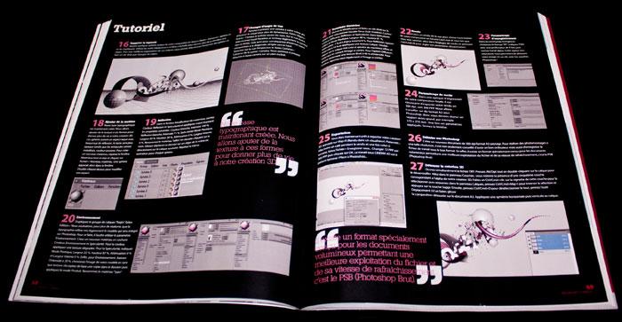 Écriture de tutoriels - Advanced Création Hors-Série 09