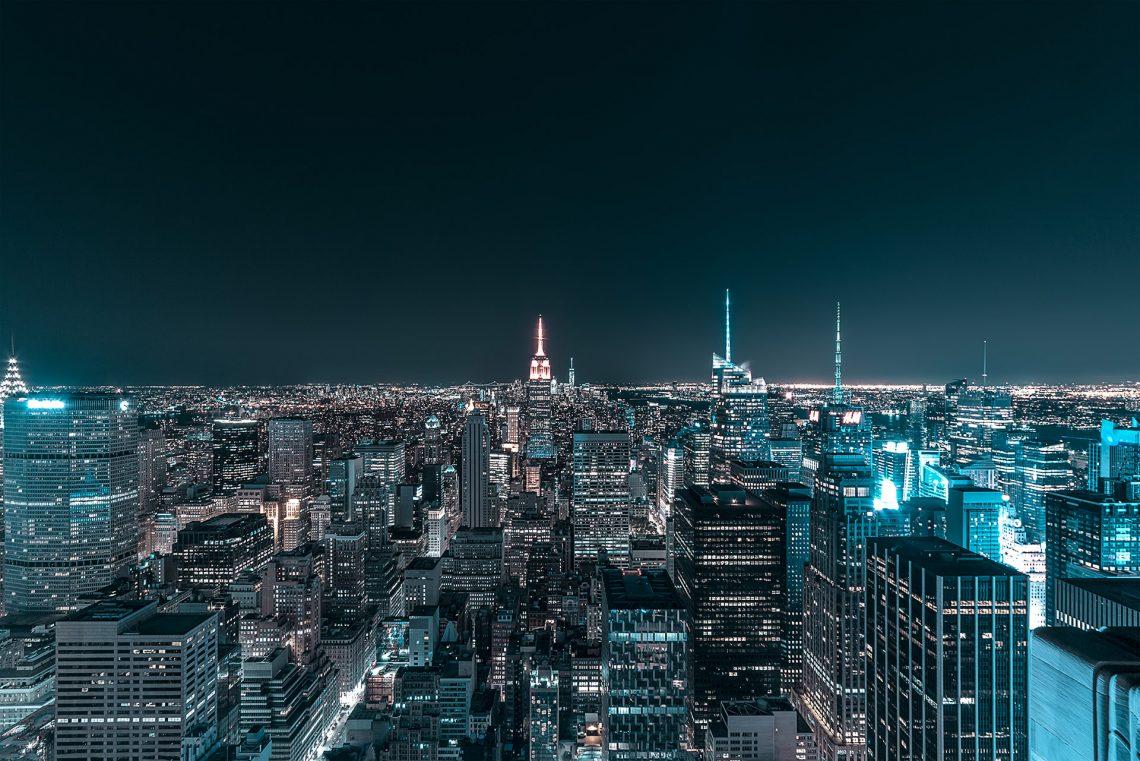 Tutoriel NYC Science-fiction