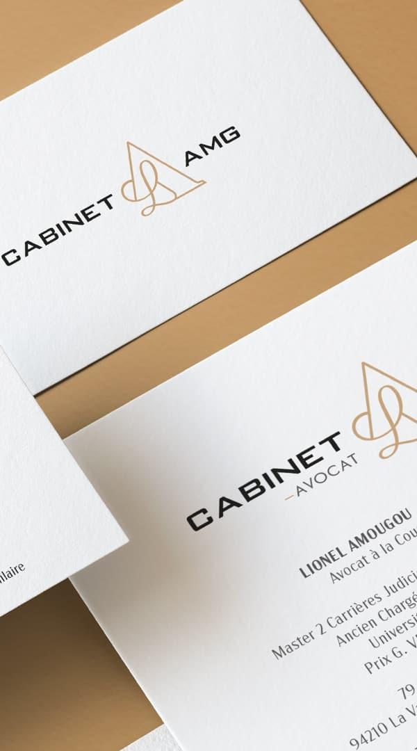 Stratégie de communication du client Cabinet AMG