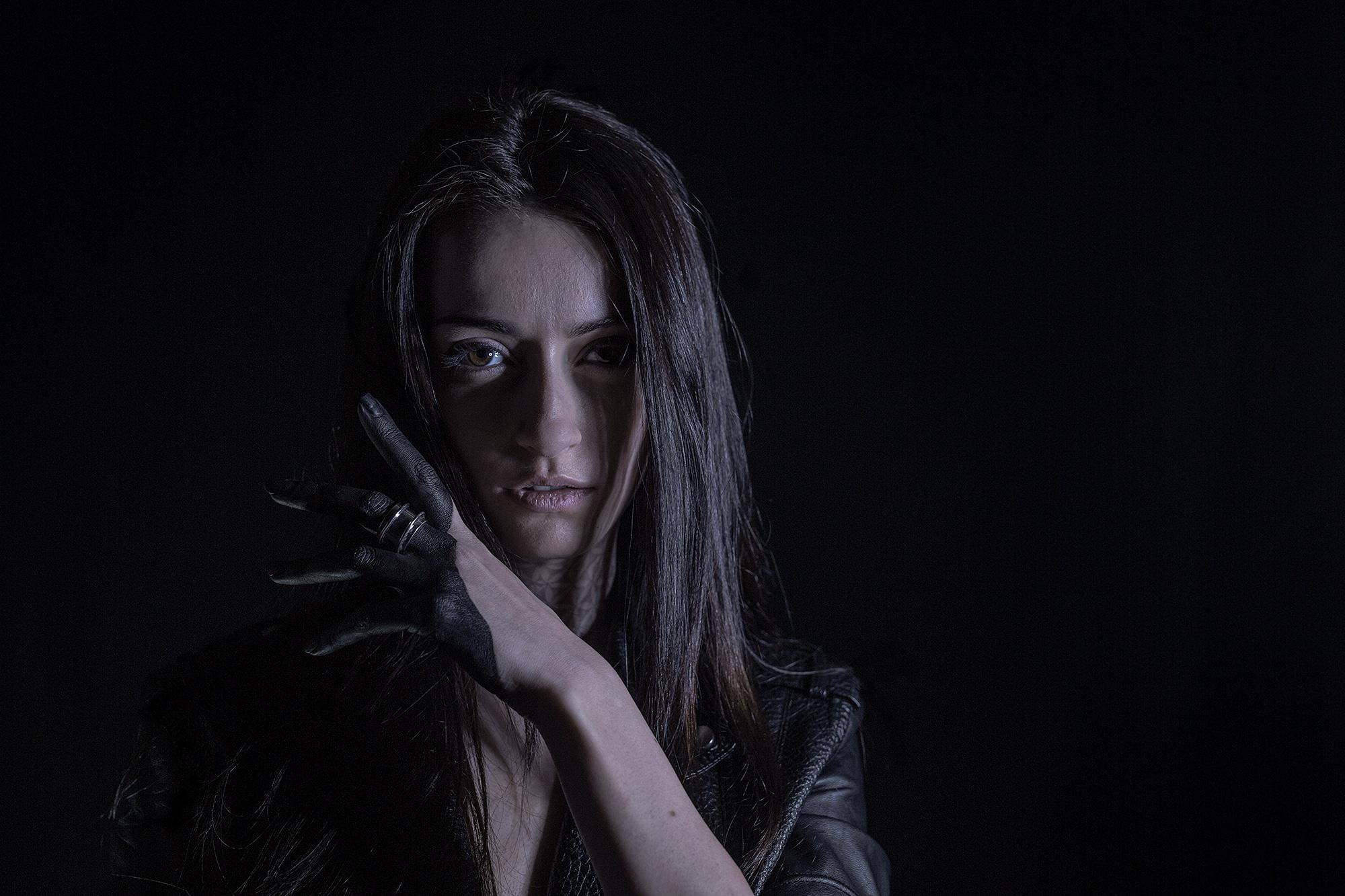 Photo promotionnelle clip BLCKWLVES