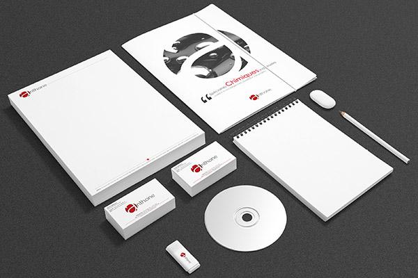 Branding - Réalisation de l'identité visuelle d'Anthone