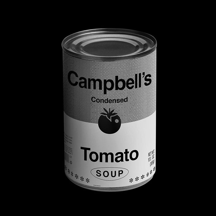 Packaging Campbell's