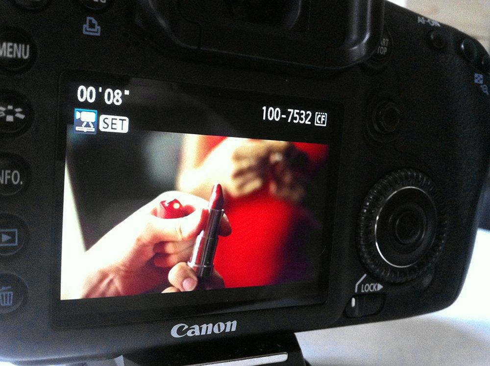 Plan du modèle - Canon 7D