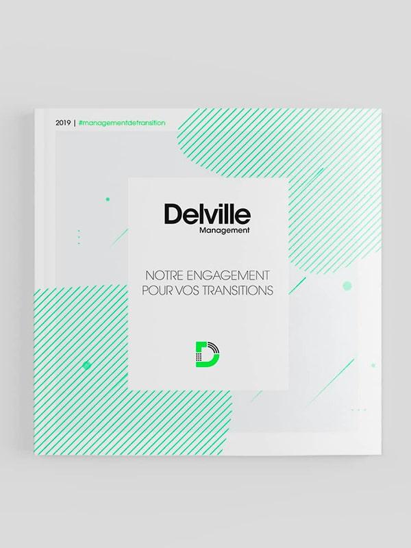 Communication digitale Delville Management