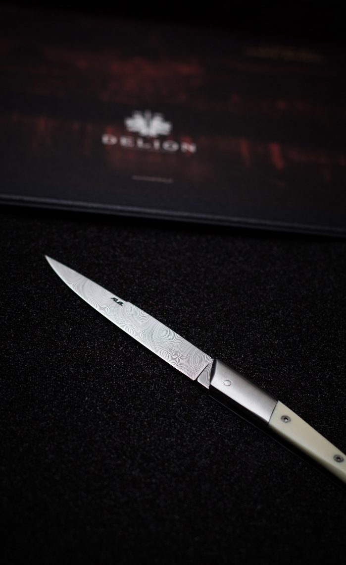 Couteau Le Lyonnais® et packaging