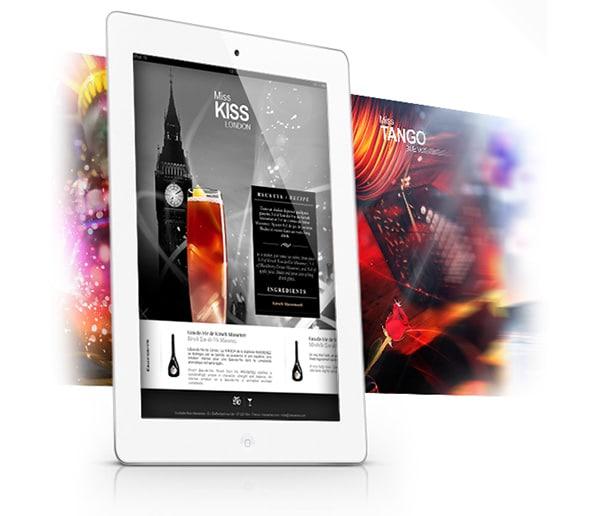 Création d'une application pour iPad 2