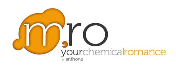 Création d'un logotype pour la marque MRO