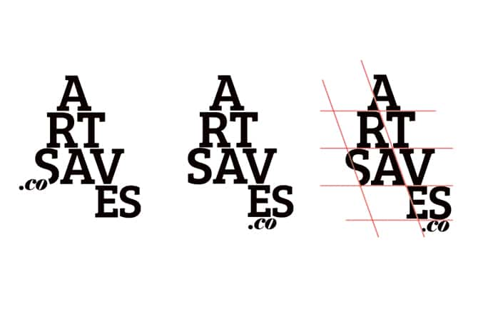 création typographique sur Illustrator
