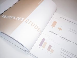 Réalisation design graphique livre équitation scientifique