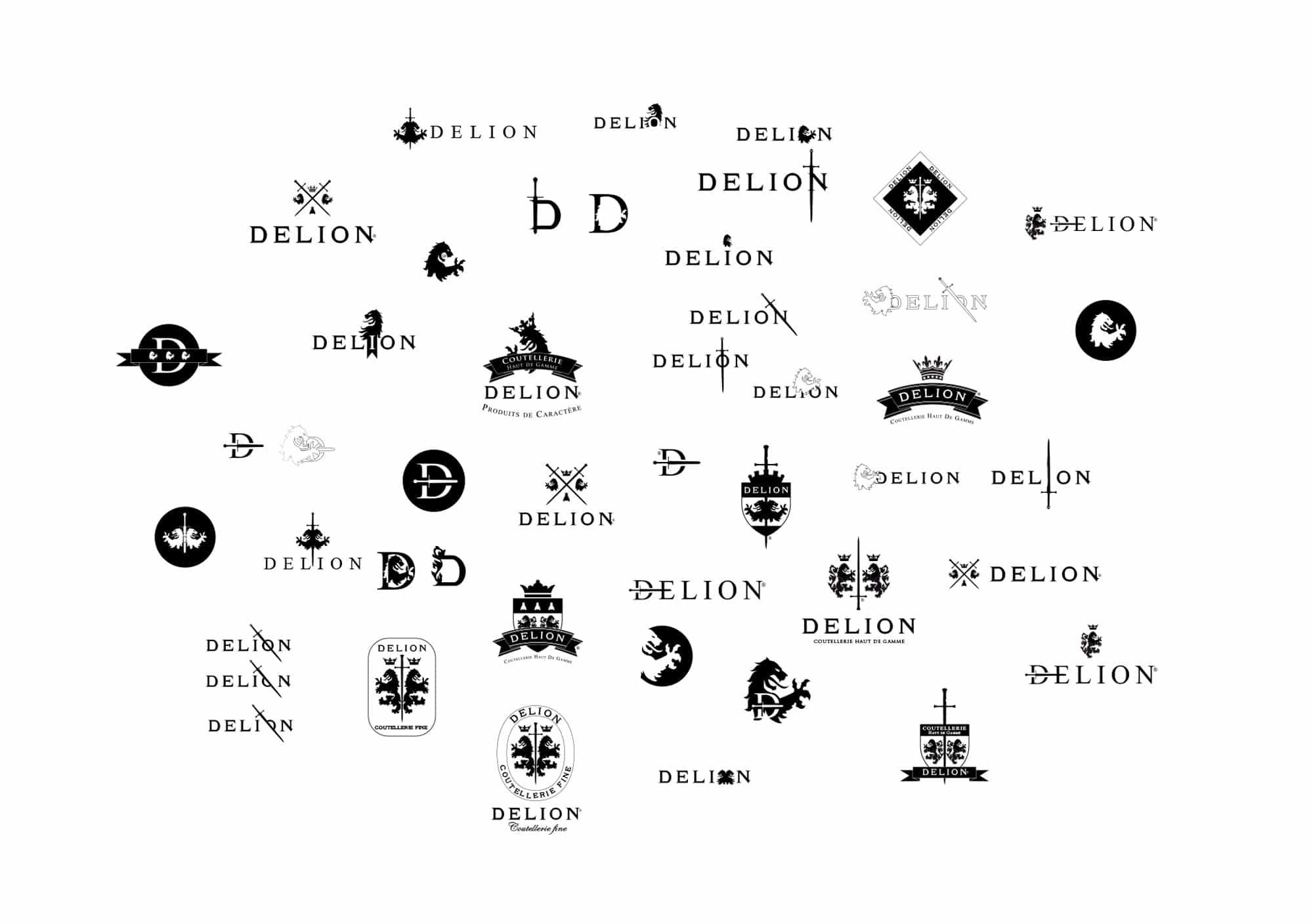Planche créa, idées de logos