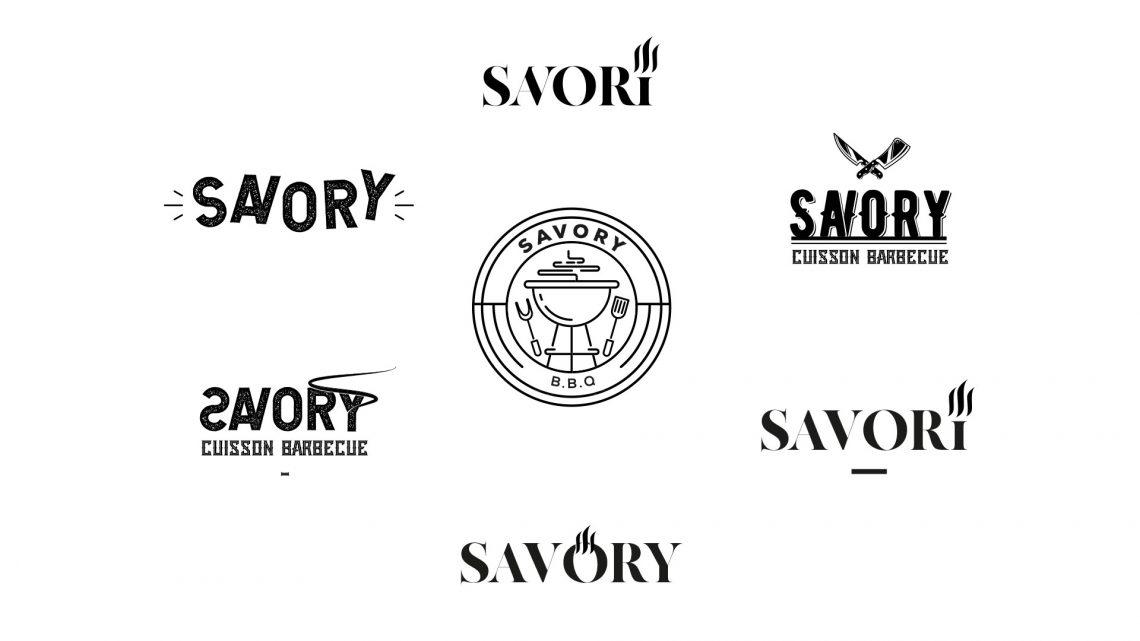 Ebauche communication print Savory