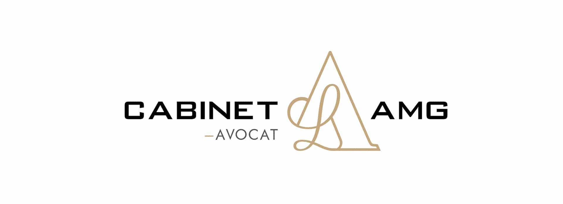 Logotype Cabinet AMG - Lionel Amougou Avocat