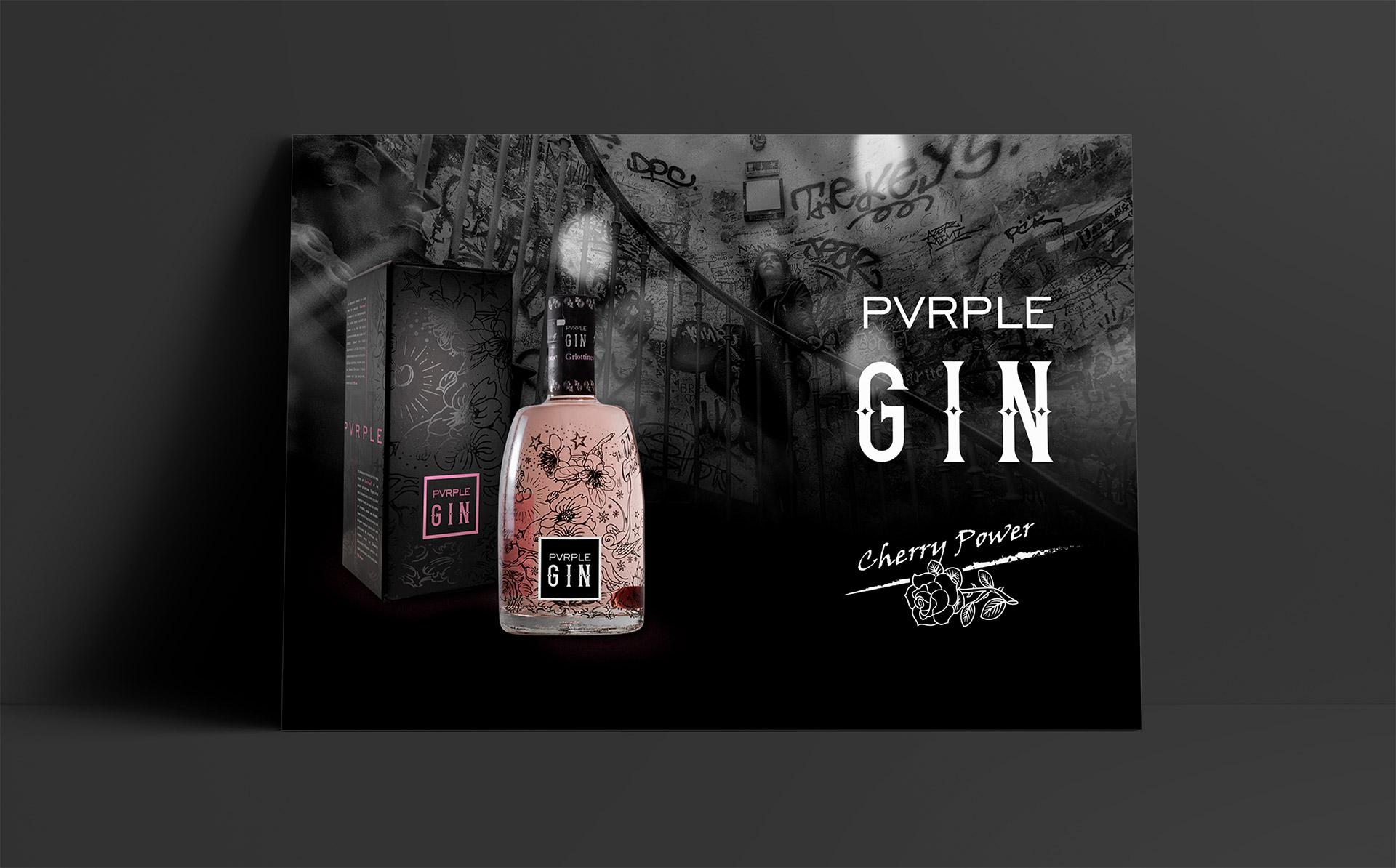Claim Pvrple Gin