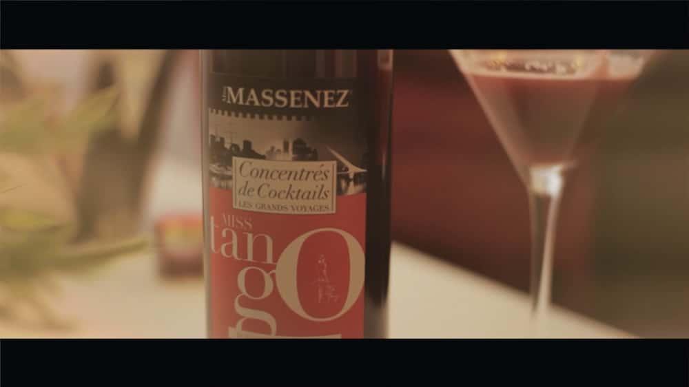 Teaser vidéo Concentrés de Cocktails - Screenshot #05