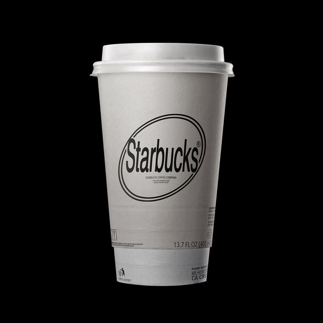 Packaging Starbucks